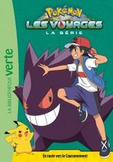 Pokémon Les Voyages 08 - En route vers le Couronnement