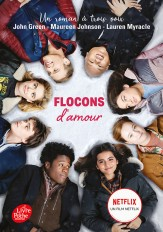 Flocons d'amour - Tie-in