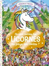 Où sont cachées les licornes ? Au pays des contes