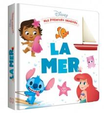 DISNEY BABY - Mes Premiers Imagiers - La Mer