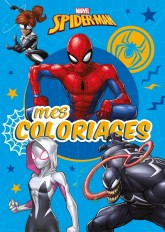 SPIDER-MAN - Mes Coloriages - Marvel