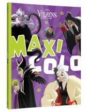 DISNEY - Maxi Colo - Vilains