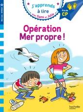 Sami et Julie CP Niveau 3 : Opération mer propre !