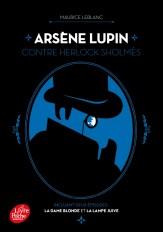 Arsène Lupin contre Herlock Sholmès : La Dame blonde suivi de La Lampe juive