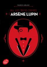 813 - Les trois crimes d'Arsène Lupin