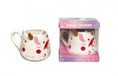 Coffret Mug magic Licorne