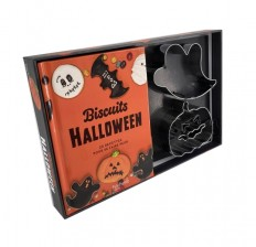 Coffret Biscuits Halloween