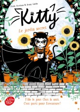 Kitty - Tome 3 - Le jardin secret