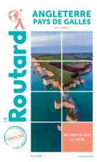 Guide du Routard Angleterre pays de Galles 2021/22