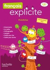 Français Explicite CM1 - Photofiches - Ed. 2020