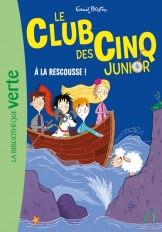 Le Club des Cinq Junior 10 - A la rescousse