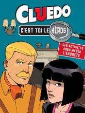 Hasbro gaming / Cluedo-C'est toi le héros