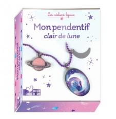 Mon pendentif clair de lune - mini boîte avec accessoires