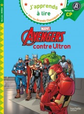 Disney -  Marvel - Avengers contre Ultron, CP niveau 2