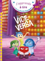 Disney -  Vice-Versa, CE1
