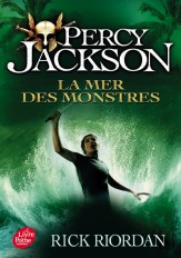 Percy Jackson - Tome 2