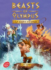 Beasts of Olympus - Tome 3 - La Course des dieux