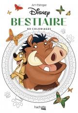 Les Petits blocs d'Art-thérapie Bestiaire Disney