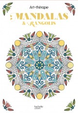 Les Petits blocs d'Art-thérapie Mandalas et rangolis