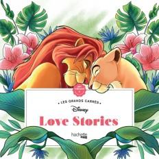 Les grands carrés Disney Love stories