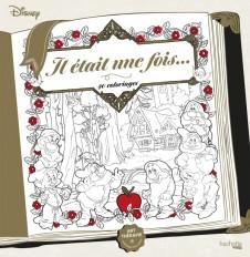 Coloriages Disney Il était une fois...