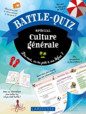 Battle-quiz culture générale
