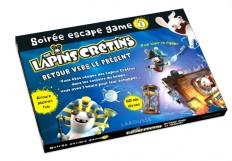 Soirée Escape Game - Lapins Crétins