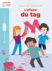 Enquêtes à l'école : L'affaire du tag