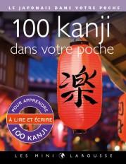 100 kanji dans votre poche