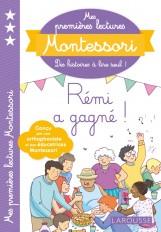 Mes premières lectures Montessori Rémi a gagné!