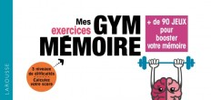 Mes exercices Gym mémoire