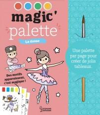 Magic'Palette : la danse
