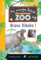 1ères lectures UNE SAISON AU ZOO - Bravo Kiboko !