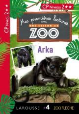 Premières lectures Arka  Niveau 2 CP