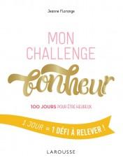 Mon challenge Bonheur