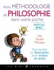 Petite méthodologie de philo dans votre poche par Xavier Moreau