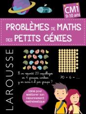 Problèmes de maths des Petits Génies CM1