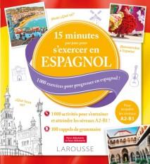 15 minutes par jour pour s'exercer en espagnol