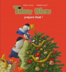 Tilou bleu prépare Noël