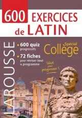 600 exercices des latin
