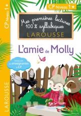 Mes premières lectures 100 % syllabiques L'ami de Molly
