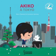 Akiko à Tokyo