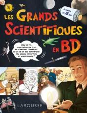 Grands scientifiques en BD