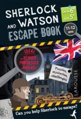 Sherlock Escape book spécial 6e/5e