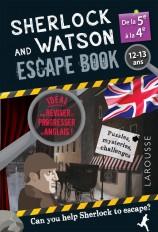 Sherlock Escape book spécial 5e/4e