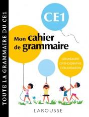Petit cahier de grammaire LAROUSSE CE1