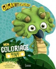 Gigantosaurus : Coloriages Tiny