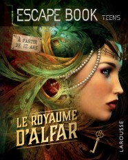 Escape book teens - Le royaume d'Alfar