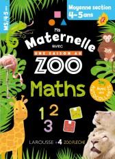 Ma maternelle avec Une Saison Au Zoo MS - numération - calcul