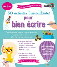 50 activités bienveillantes pour bien écrire